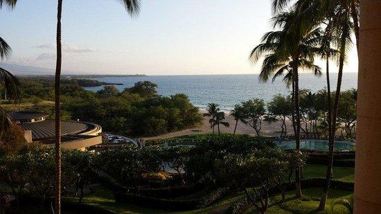 Hapuna Beach Prince Hotel : From the room Balcony