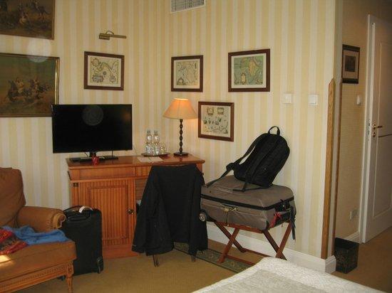 Hotel Grodek : room