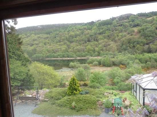 Derrymore House: Room with a view