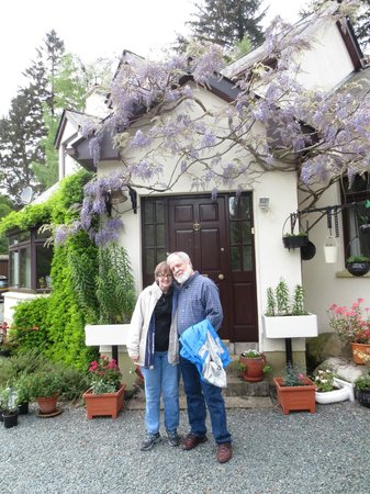 Derrymore House: Hard to say goodbye!