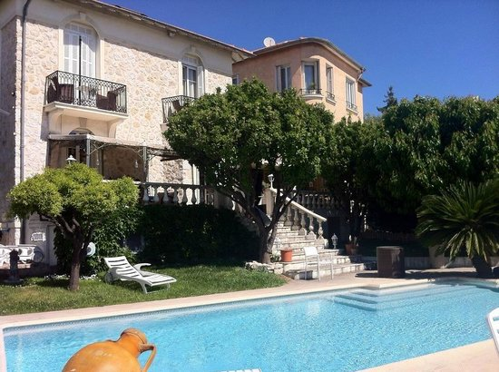 Vista Azzurra from the pool