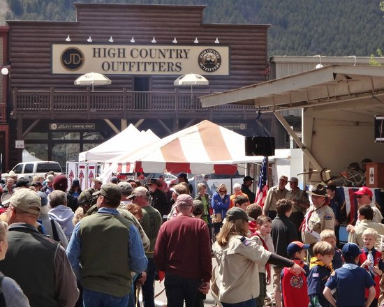 JD High Country Outfitters: elk antler auction Jackson Hole, WY
