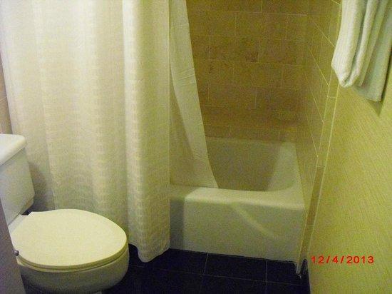 Hyatt Regency Houston: Bathroom