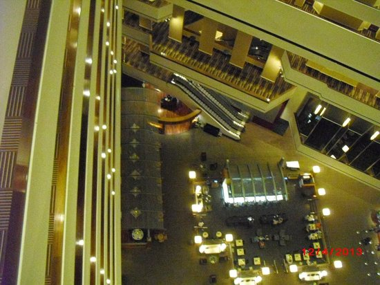 Hyatt Regency Houston : Lobby