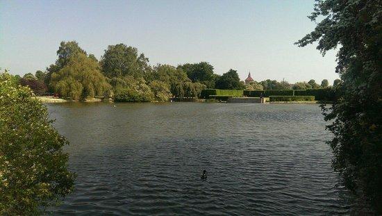 Pildammsparken : Lakeview