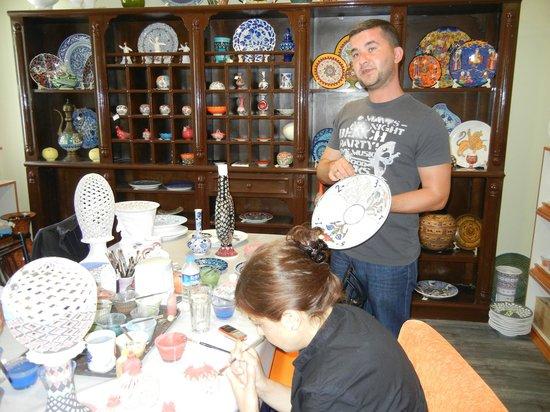 Ephesus Deluxe Tours: Pottery