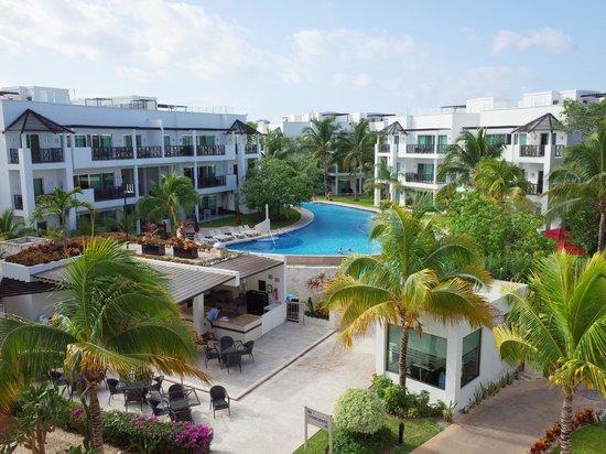 Azul Beach Resort The Fives Playa Del Carmen: lovely view