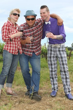 Judd's Hill Winery and MicroCrush: There's always a party at Judd's Hill!