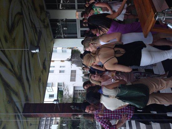 SLS South Beach: Bar Cemtro