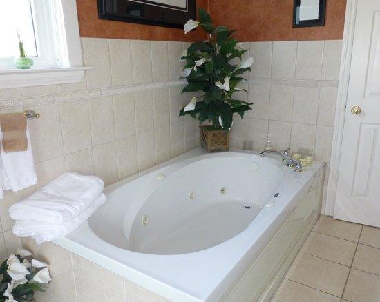 Brighton Inn : Bath in the Albert room