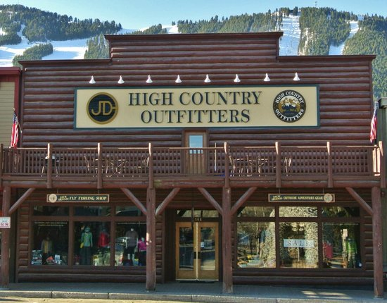 ‪JD High Country Outfitters‬