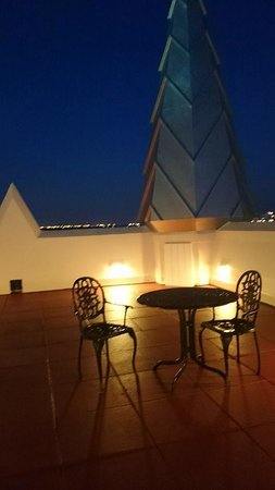 Castle Hotel, Autograph Collection: rooftop terrace