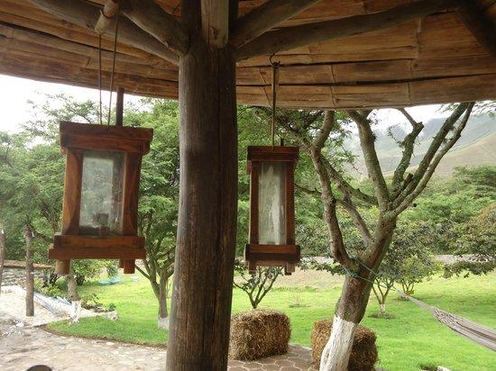 Hosteria Tunas y Cabras: Details.