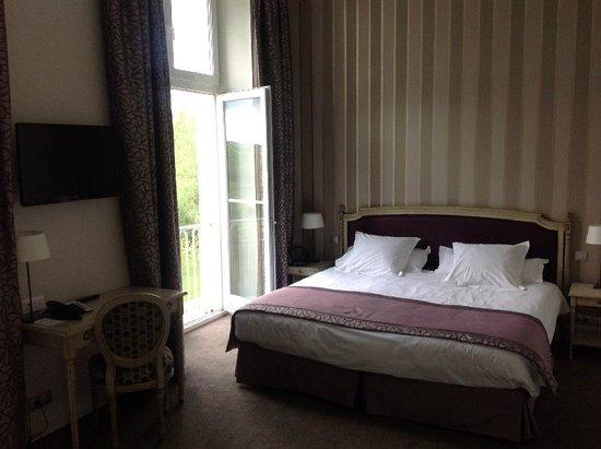Château Sainte Sabine : Our bedroom