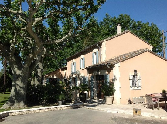 Villa Mas St Jean: The Villa