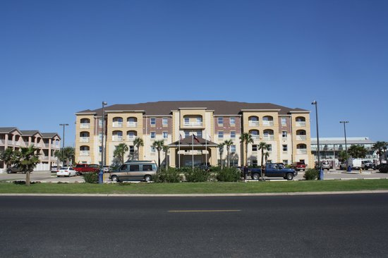 Comfort Suites North Padre Island: great looking