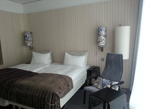 Scandic Berlin Potsdamer Platz: Room no.8101