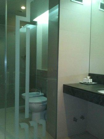 Hotel Torremayor Lyon: Ante baño