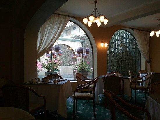 Hotel Torremayor Lyon: Restaurant