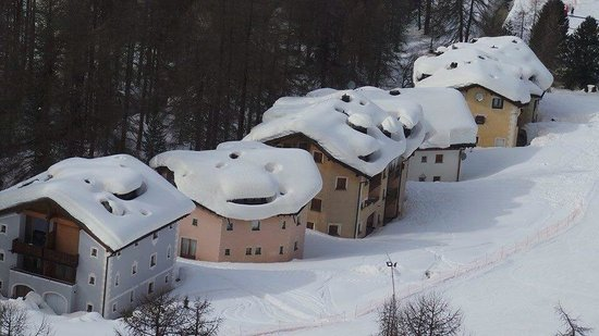 Nira Alpina: The View From restaurant