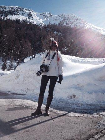 Nira Alpina: It's me 😉