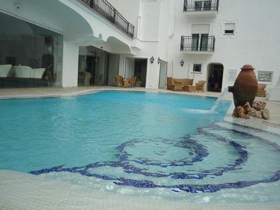 Hotel La Residenza : pileta