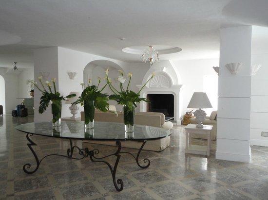 La Residenza Capri: recepcion