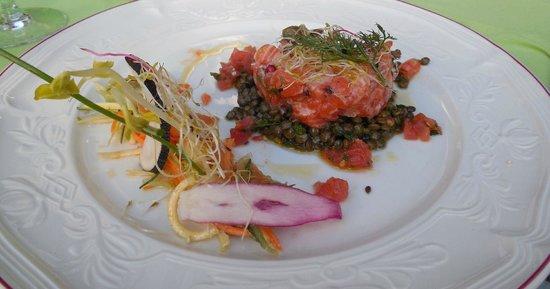 L'Arome: Gourmet entree