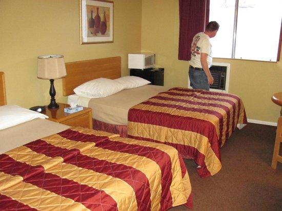 Alpine Inn : Double room