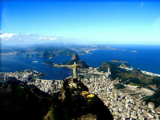 Tours in Rio Jimmy Campbell -Tours