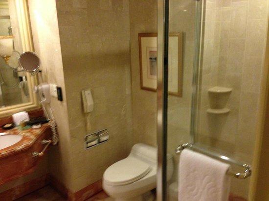 Grand Hi-Lai Hotel Kaohsiung : bathroom