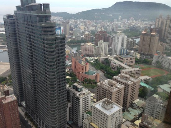 Grand Hi-Lai Hotel Kaohsiung : view from room