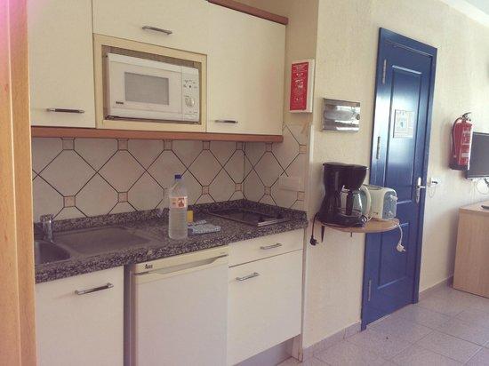 Cinco Plazas : Kitchen Area
