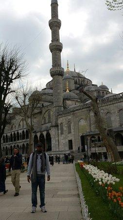 Historic Areas of Istanbul: المسجد الازرق