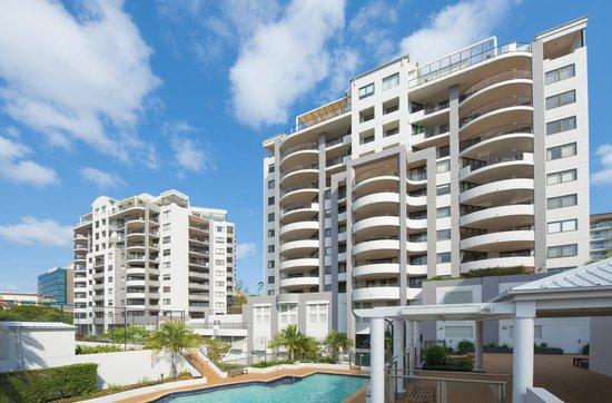 The Oasis Apartments $131 ($̶1̶5̶1̶)   UPDATED 2018 Prices U0026 Condominium  Reviews   Brisbane, Australia   TripAdvisor