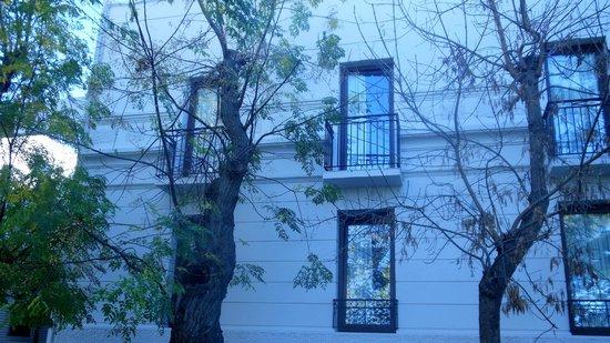 Hotel Italiano: Facade