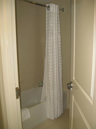 Homewood Suites by Hilton Palm Beach Gardens: shower/tub