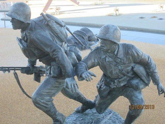 National D-Day Memorial: Medic