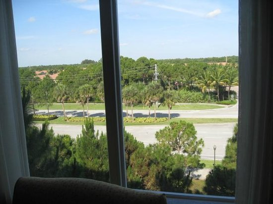 Homewood Suites by Hilton Palm Beach Gardens: view from our room in the morning