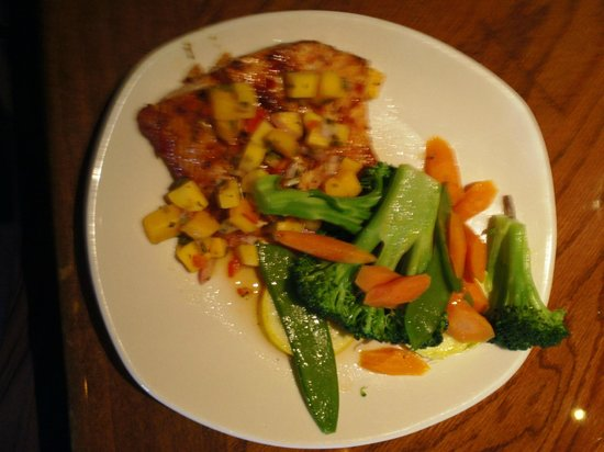Outback Steakhouse: Light, Healthy, But Enough