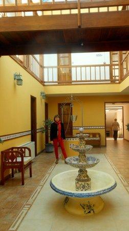 Hotel Italiano : Lobby