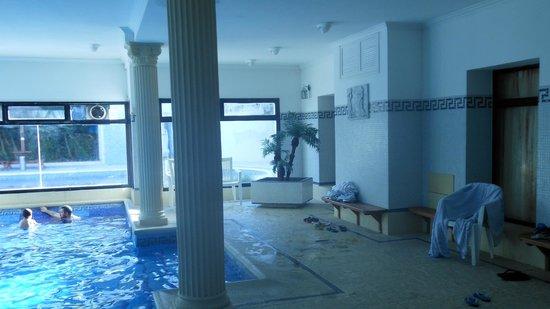Hotel Italiano : Indoor pool