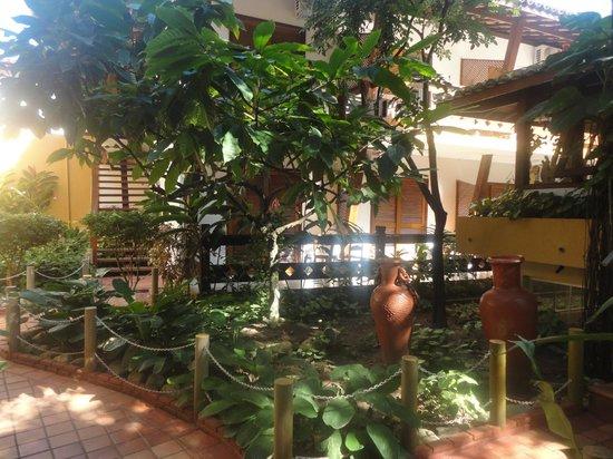 Casa Blanca Park Hotel : Hotel