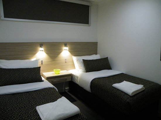 Hamilton Lonsdale Motel: Family Room