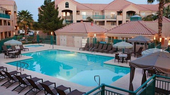 HYATT house Scottsdale/Old Town: Pool beautiful!