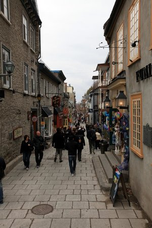 Lower Town (Basse-Ville): More nice streets