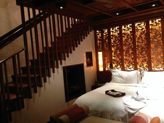 Four Seasons Resort Bali at Sayan: Suites in second floor