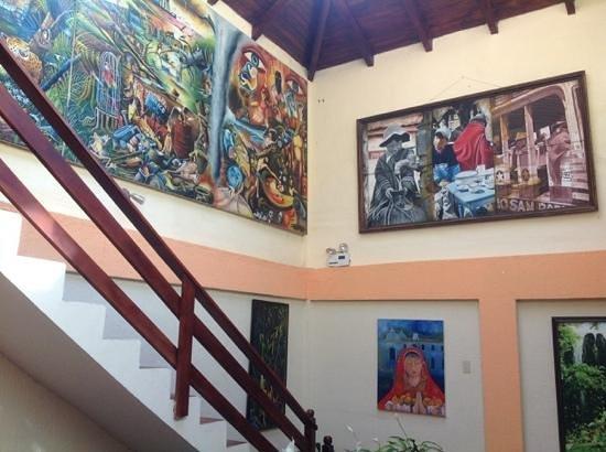 La Posada del Arte: the hotel