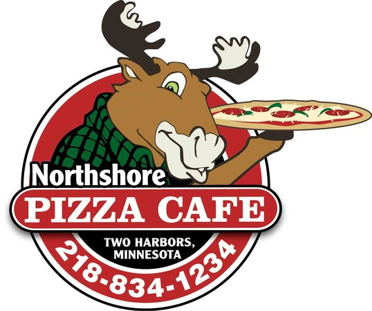 Northshore Pizza Cafe and Coffee House: Our Logo