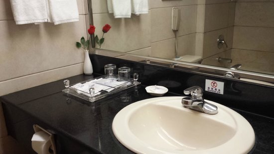 Gitic Riverside Hotel : Bathroom